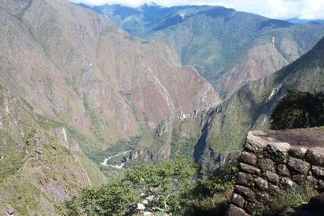 <p>Huayna Picchu garante uma vista panorâmica de Machu Picchu, do rio Urubamba e de seus arredores</p>