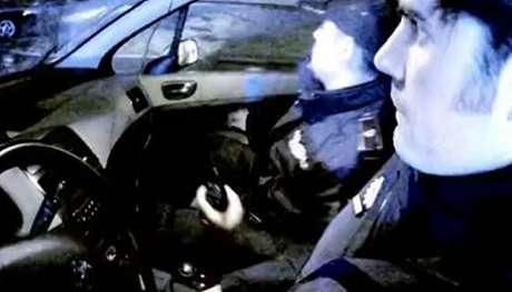 'Policías en acción'