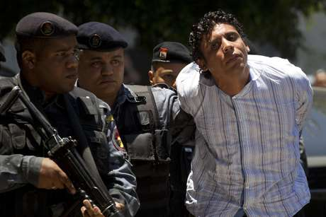 <p>Nem da Rocinha foi preso pela polícia em novembro de 2011</p>