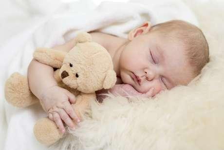 O sono é especialmente importante nos três primeiros anos de vida