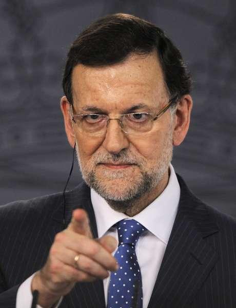O primeiro-ministro espanhol, Mariano Rajoy, garante que não pretende deixar o cargo