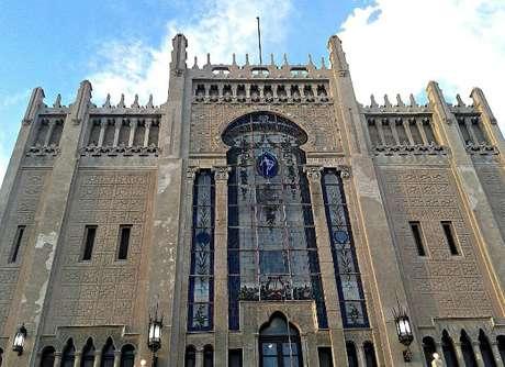 O Teatro Isauro Martínez passou um tempo no esquecimento e hoje concentra a produção artística nessa parte do norte do México