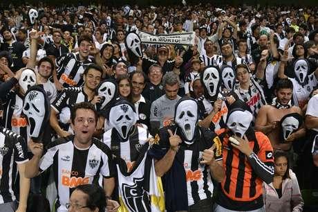 <p>Estádio Independência tem sido uma das armas do time do Atlético-MG na Copa Libertadores</p>