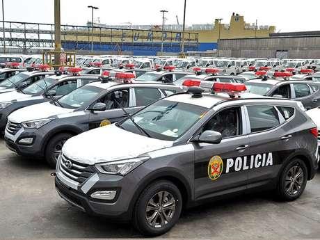 300 patrulleros inteligentes m s vigilar n lima y callao for Ministerio del interior peru