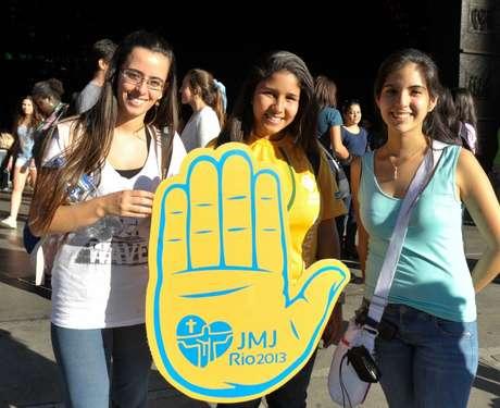 <p>Além dos estrangeiros, também é grande o número de brasileiros de outros Estados</p>