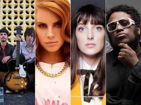 O Terno, Lana Del Rey, Clarice Falcão e BNegão são novas atrações do Planeta Terra 2013