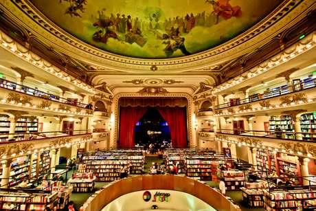 A capital argentina é também um dos centros culturais da América latina