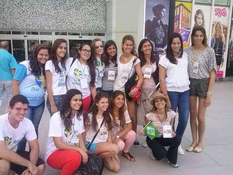 Jovens chegam a Campos dos Goytacazes para Semana Missionária