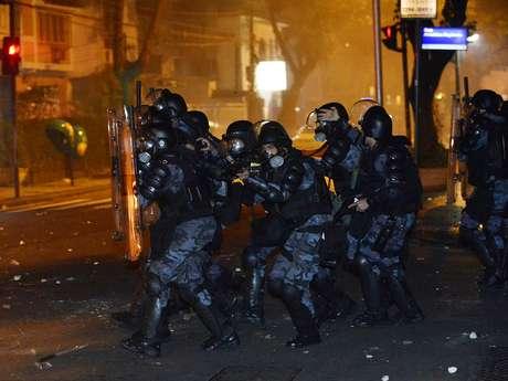 <p>Segundo organização, intervenções em protestos serão avaliadas caso a caso</p>