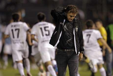 <p>Técnico lamentou desvantagem no fim do jogo, mas crê em reação</p>