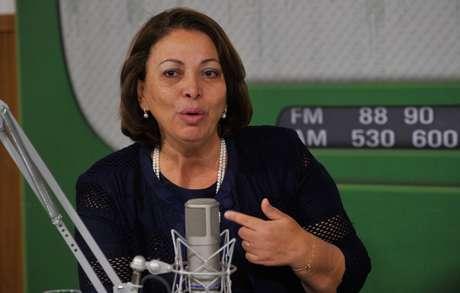 A ministra falou sobre o programa Mais Médicos