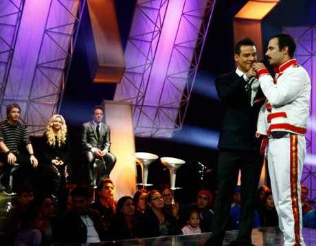 Imitador de Freddie Mercury le dijo adiós al reality