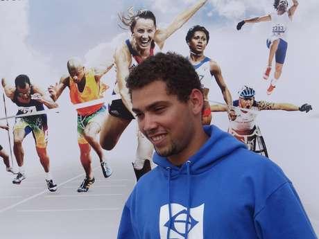 Alan Fonteles é um dos destaques do Mundial Paralímpico de Atletismo