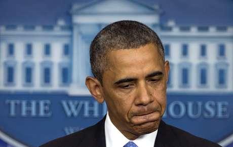"""<p>Obama recebeu """"frequentes atualizações"""" sobre a ameaça</p>"""