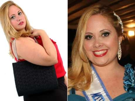 """<p class=""""text"""" style=""""line-height:18.75pt"""">Marlucia da Silva é assistente social e Miss Simpatia do Concurso Miss Plus Size Carioca 2011</p>"""