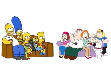 <p>El episodio especial que reúne a 'Los Simpson' y los protagonistas de'Family Guy' se transmitirá en el otoño de 2014.</p>