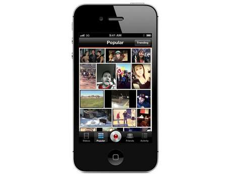 App Socialcam permite gravar e compartilhar vídeos