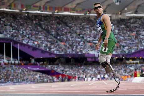 Alan Fonteles é um dos grandes nomes paralímpicos brasileiro