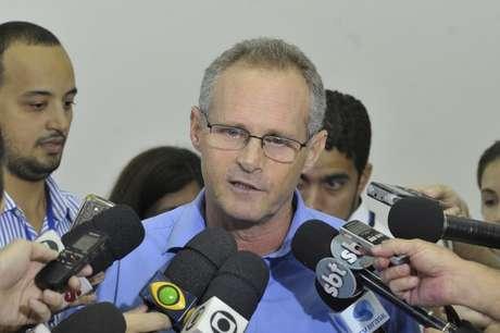 <p>José Mariano Beltrame, secretário estadual de Segurança do Rio de Janeiro</p>