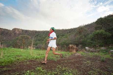 La ruta del Ultramaratón de los Cañones comprende el paso por La Sinforosa, una de las barrancas más bellas del norte de México.
