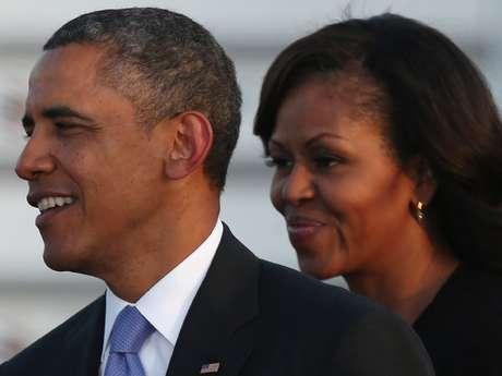 <p>Barack Obama, y su esposa Michelle se unieron, en nombre de todos los estadounidenses, a la alegría de los Duques de Cambridge por el nacimiento de su hijo.</p>