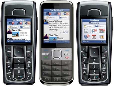 Aplicativo para aparelhos que não são smartphones permite acessar feed de notícias, photos e Messenger