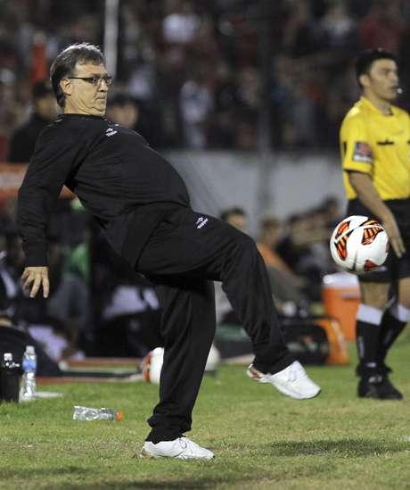 <p>Martino deve ser oficializado em breve como novo treinador do Bar&ccedil;a</p>