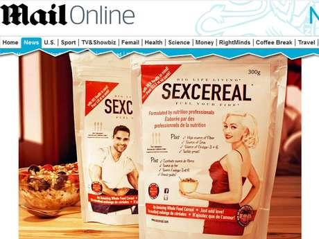 <p>Cereal matinal diz manter o desejo sexual elevado o dia todo</p>