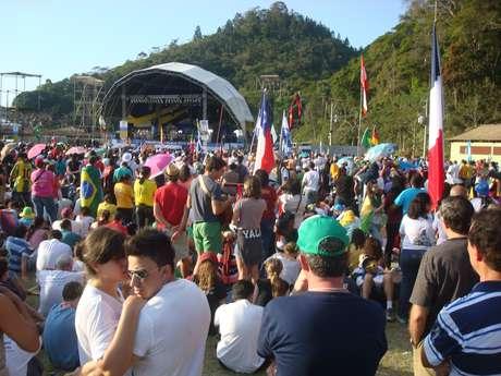 A Semana Missionária de Petrópolis serviu para preparar os católicos para a JMJ