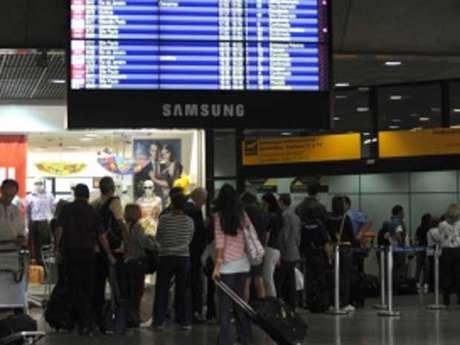 Em voos domésticos paga pelos passageiros passará de R$ 21,14 para R$ 22,55