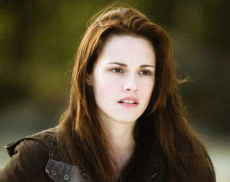 <p>Kristen em cena da 'Saga Crepúsculo'</p>