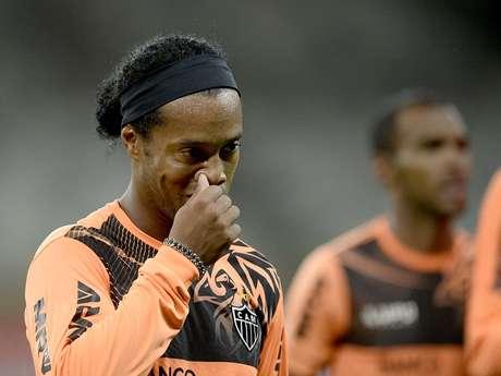 <p>Dono de Copa do Mundo e Liga dos Campeões, Ronaldinho tenta sua Libertadores</p>
