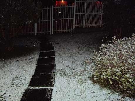 <p>Desde segunda-feira, Santa Catarina já registrou ocorrência de neve em mais de 80 cidades</p>