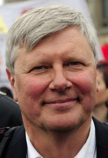 Lars Ohly já foi o líder do Partido de Esquerda sueco