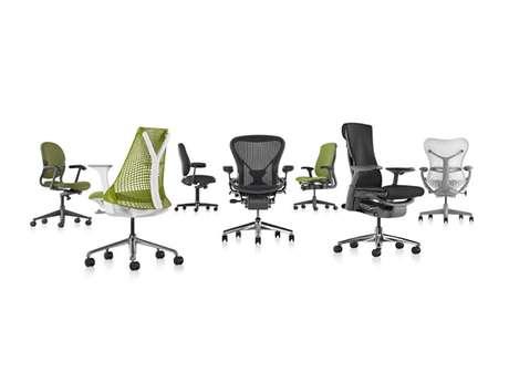 Muebles de oficina tendencias y tips para elegir una silla for Muebles de oficina herman miller