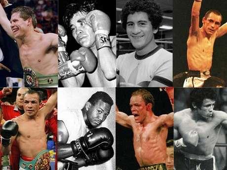 Grandes exponentes del boxeo en México