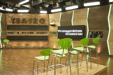 <p>Este es uno de los espacios de la nueva Casa Estudio de 'Protagonistas de Nuestra Tele'.</p>