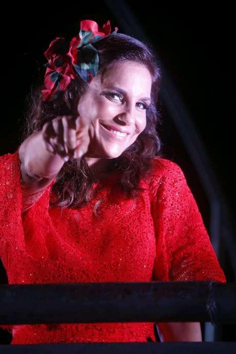 <p>Ivete Sangalo é cotada para participar do CD 'Artistas Cantam Mamonas'</p>