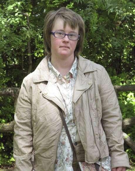 Ángela Bachiller se tornou nesta segunda-feira a primeira vereadora com síndrome de Down da Espanha