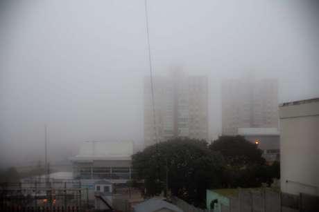 Densa neblina obrigou o fechamento do Aeroporto Salgado Filho para pouso na manhã desta terça-feira em Porto Alegre
