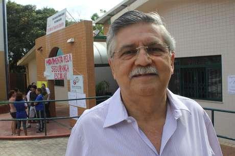 Rodolfo Pinto da Luz, secretário da Educação de Florianópolis, diz que os professores recebem capacitação constante