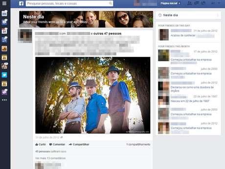 Ferramenta está disponível no novo feed de notícias da rede social