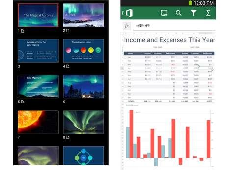 App permite acesso a documentos de Word, Excel e PowerPoint