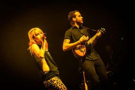Paramore faz show em São Paulo