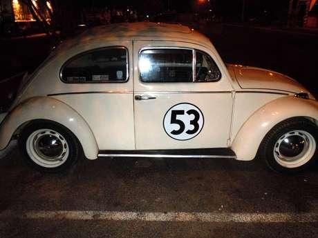 <p>Automóvel fez sucesso entre curiosos durante Rally dos Sertões</p>