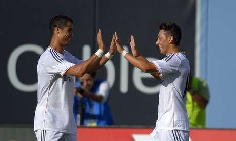 <p>Cristiano Ronaldo foi provocado por Mourinho, mas não responderá ao treinador</p>