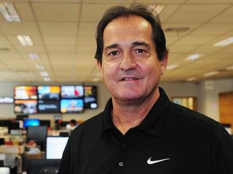 <p>Muricy Ramalho não vê motivos para não assumir o São Paulo</p>