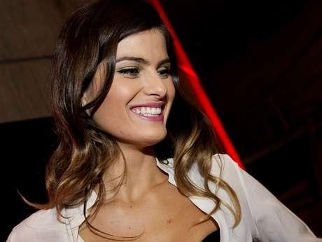 <p>A top Isabeli Fontana marcou presença no evento de moda beleza Trends for Fashion, na noite desta segunda-feira (05)</p>