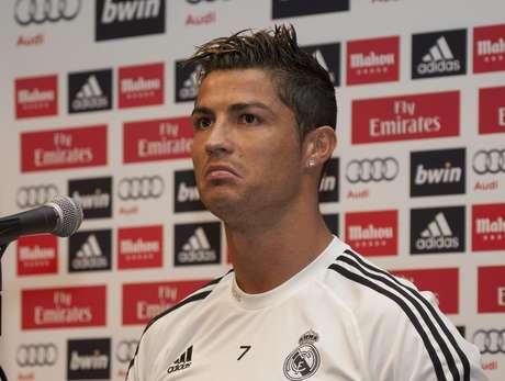 <p>Cristiano Ronaldo rebateu coment&aacute;rios de Jos&eacute; Mourinho</p>
