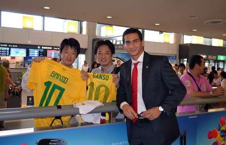 <p>Equipe tricolor está no Japão para tentar conquistar novo título na excursão</p>